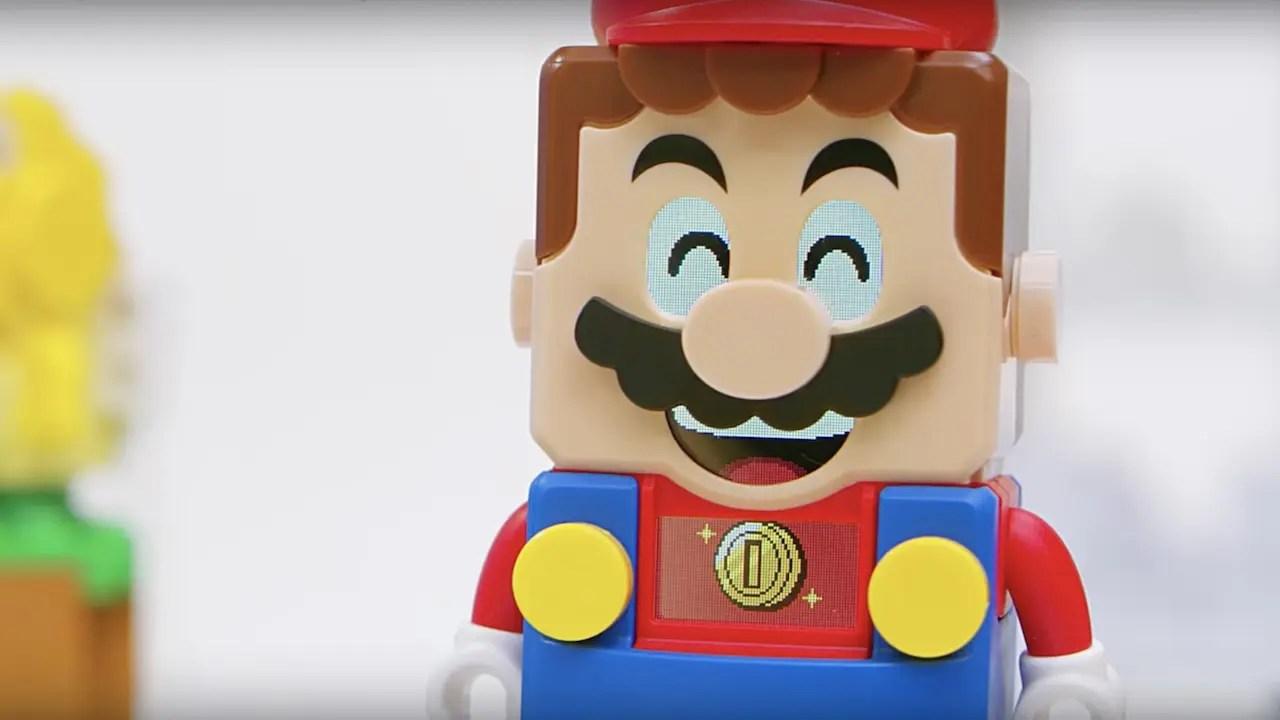 LEGO Super Mario Photo