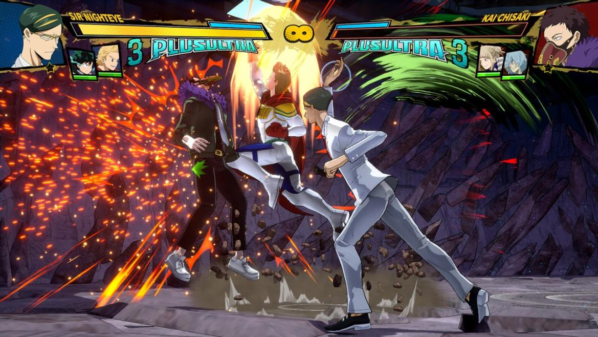 My Hero One's Justice 2 Review Screenshot 2