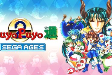 SEGA AGES Puyo Puyo 2 Review Header