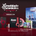 Xenoblade Chronicles: Definitive Edition Collector's Set Photo