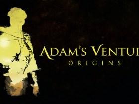 Adam's Venture: Origins Logo