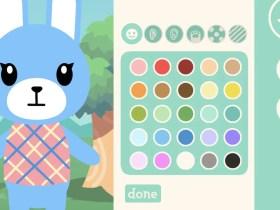 Animal Crossing Villager Maker Screenshot