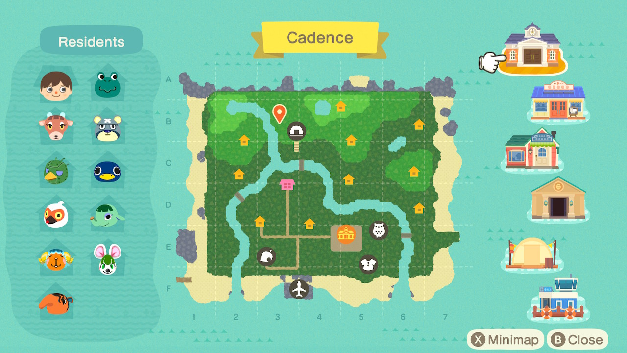 Animal Crossing New Horizons Island Designer: Mapping Out