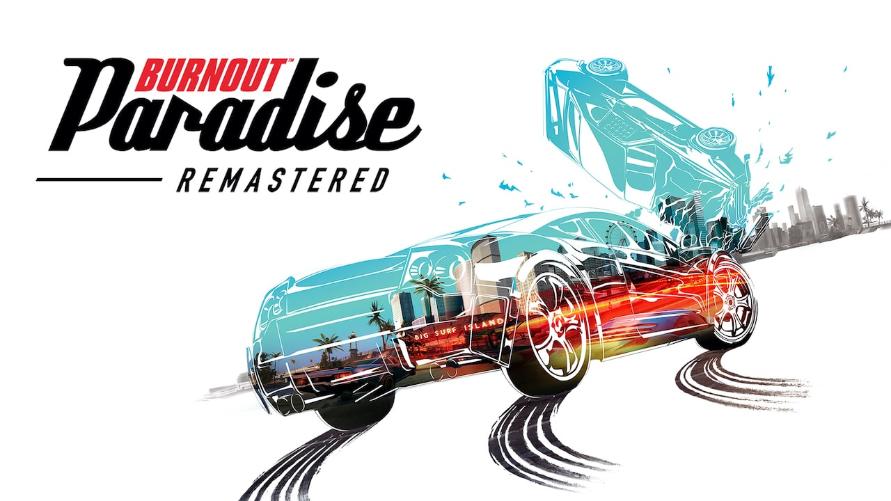 Burnout Paradise Remastered Logo