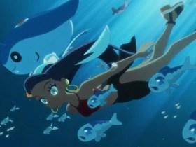 Nessa Pokémon: Twilight Wings Screenshot