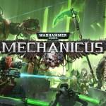 Warhammer 40,000: Mechanicus Logo