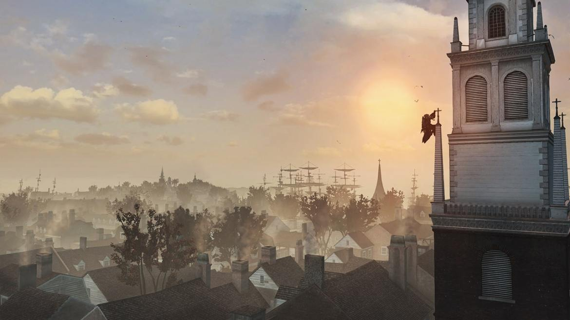 Assassin's Creed III Remastered Review Screenshot 2