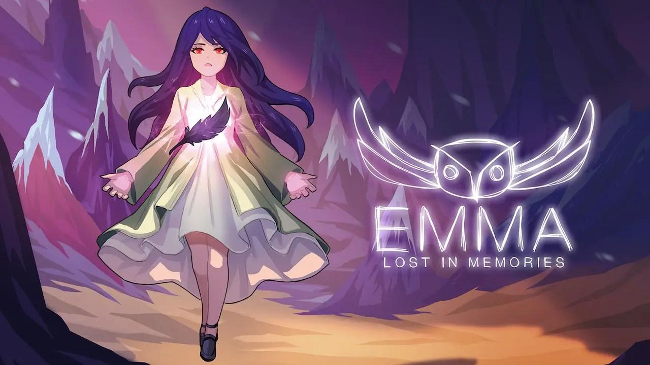 Emma: Lost In Memories Logo