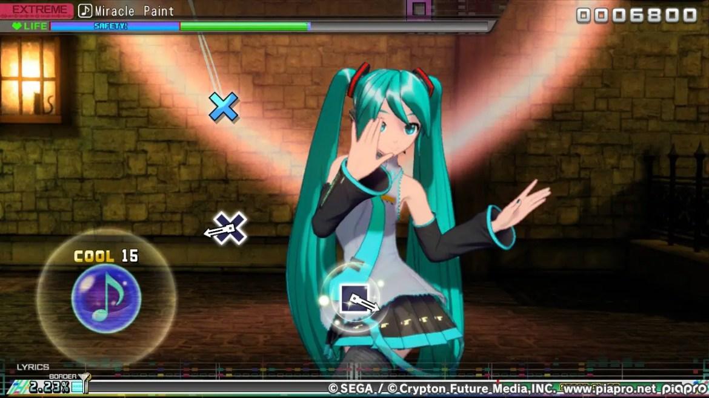 Hatsune Miku: Project Diva Mega Mix Review Screenshot 2