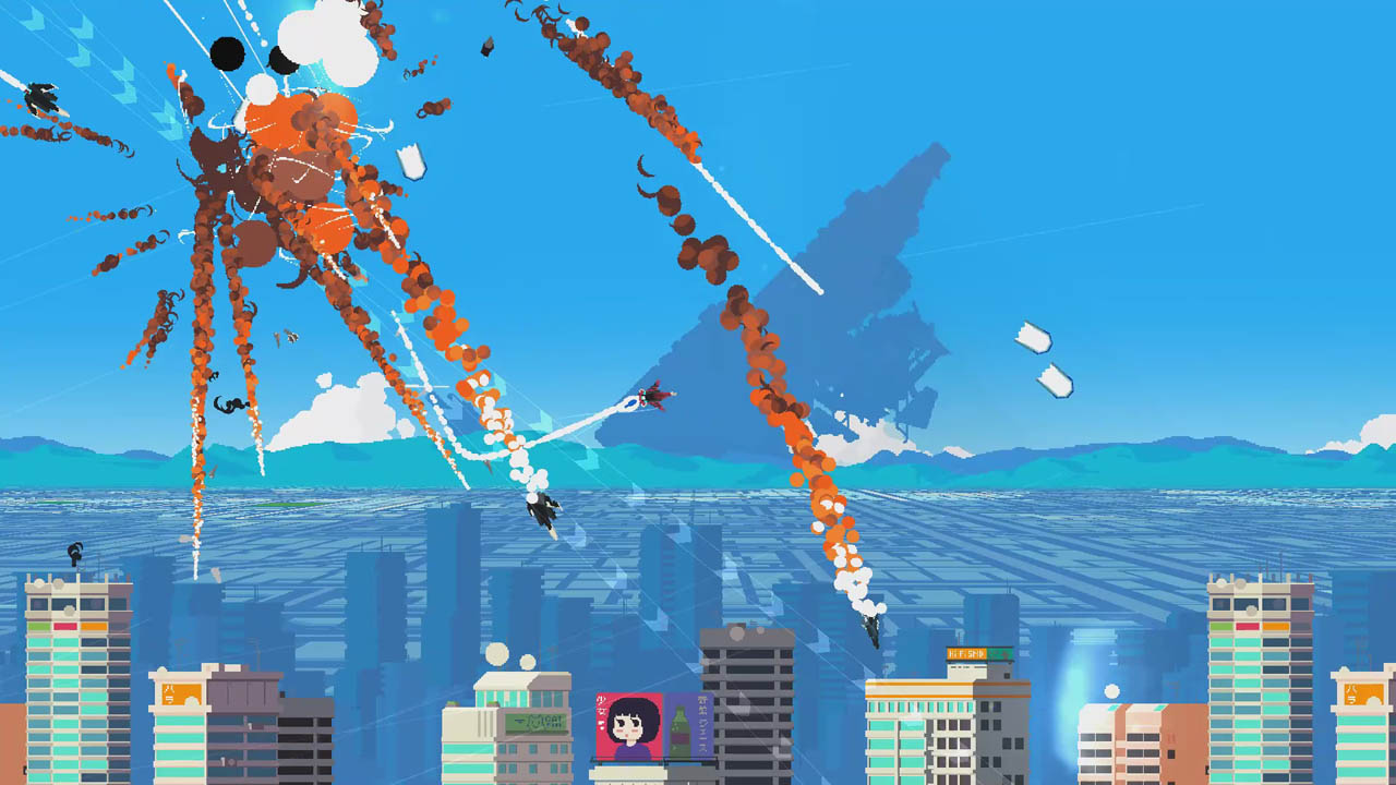 Jet Lancer Review Screenshot 2