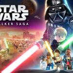 LEGO Star Wars: The Skywalker Saga Key Art
