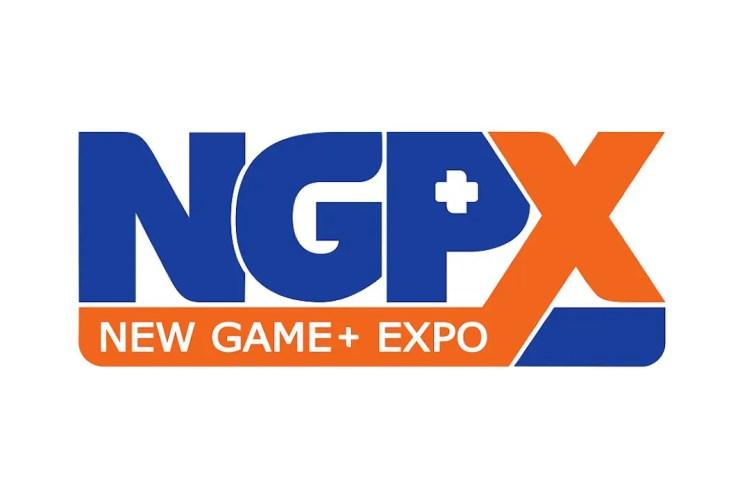 New Game+ Expo Logo
