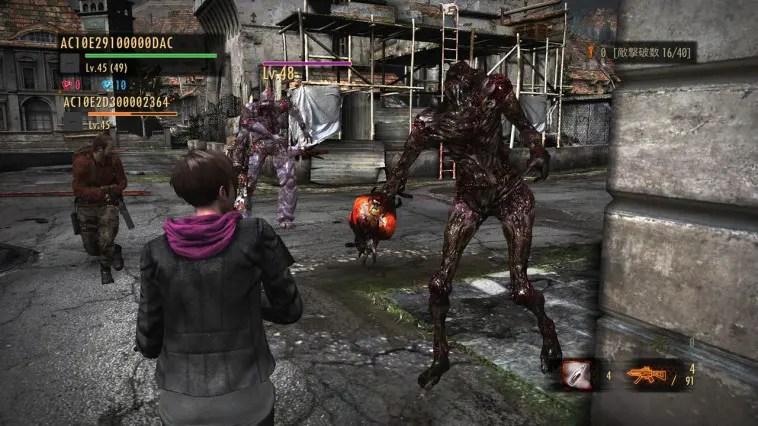 Resident Evil Revelations 2 Screenshot