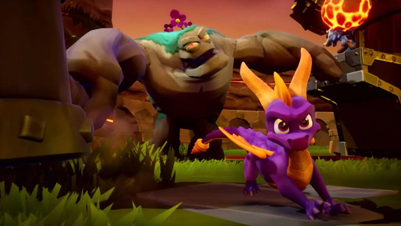 Spyro Reignited Trilogy Review Screenshot 3