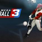 Super Mega Baseball 3 Logo