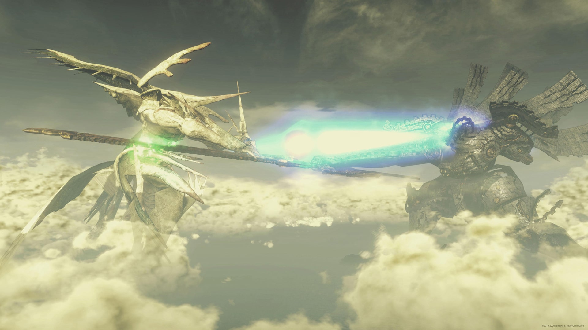 Xenoblade Chronicles: Definitive Edition Review Screenshot 1