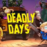 Deadly Days Logo