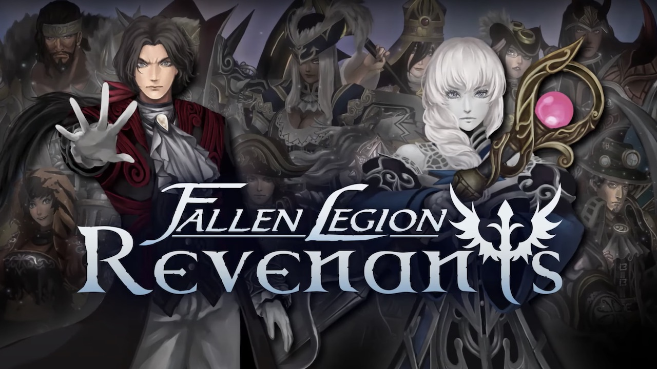 Fallen Legion Revenants Logo