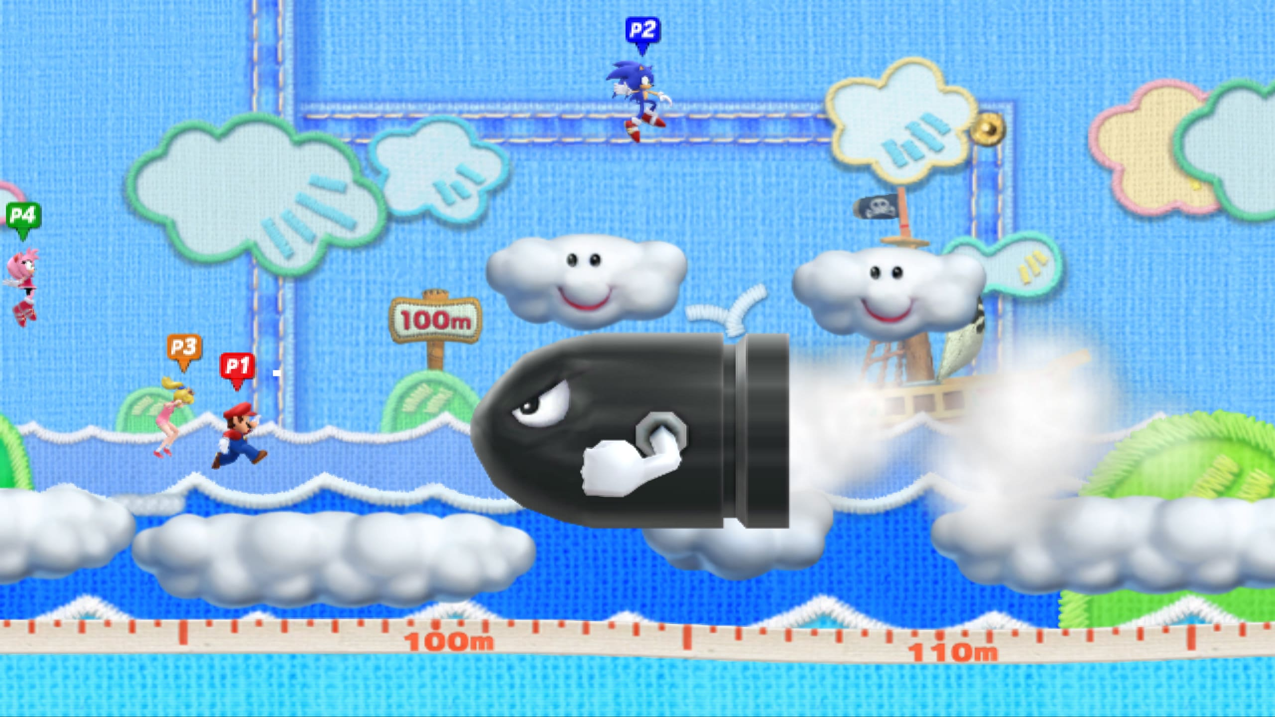 Mario & Sonic At The London 2012 Olympic Games Review Screenshot 4