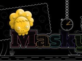 Masky Logo