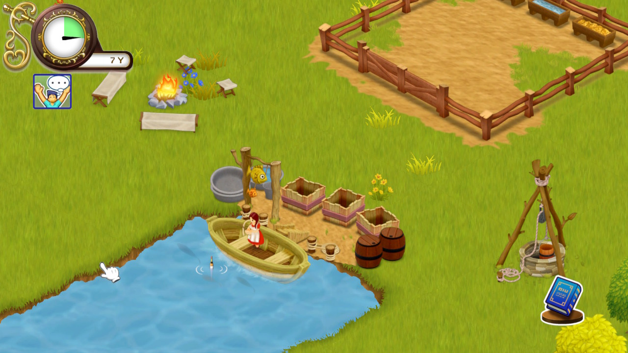 New Frontier Days: Founding Pioneers Review Screenshot 1