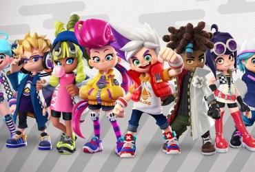 Ninjala Characters Screenshot