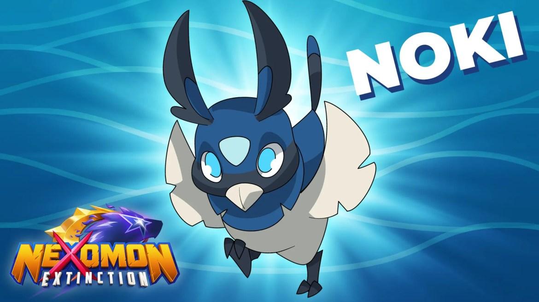 Noki Nexomon: Extinction Image