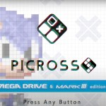 Picross S: Mega Drive And Mark III Edition Logo
