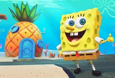 SpongeBob Squarepants: Battle For Bikini Bottom Rehydrated Review Banner