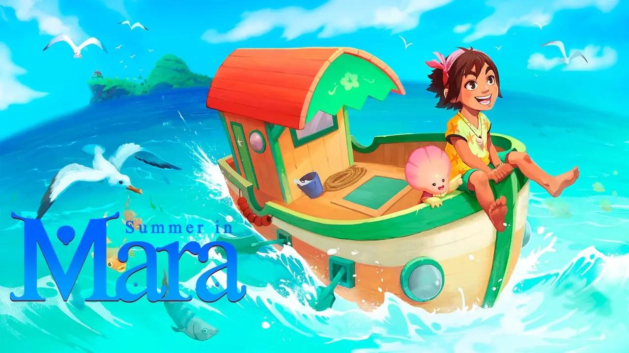 Summer In Mara Logo