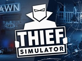 Thief Simulator Logo