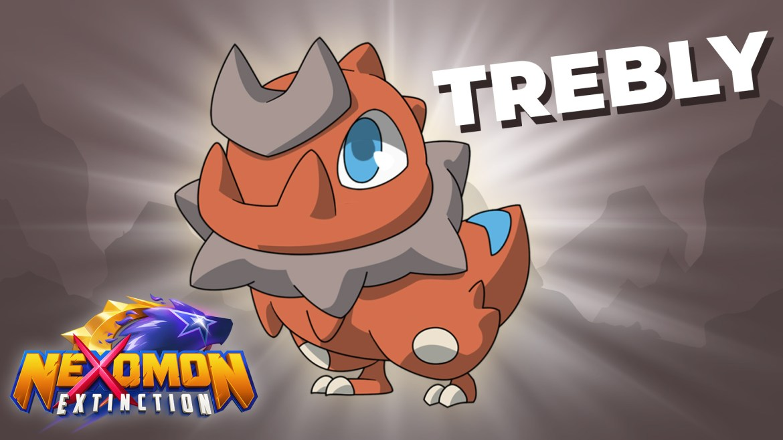Trebly Nexomon: Extinction Image