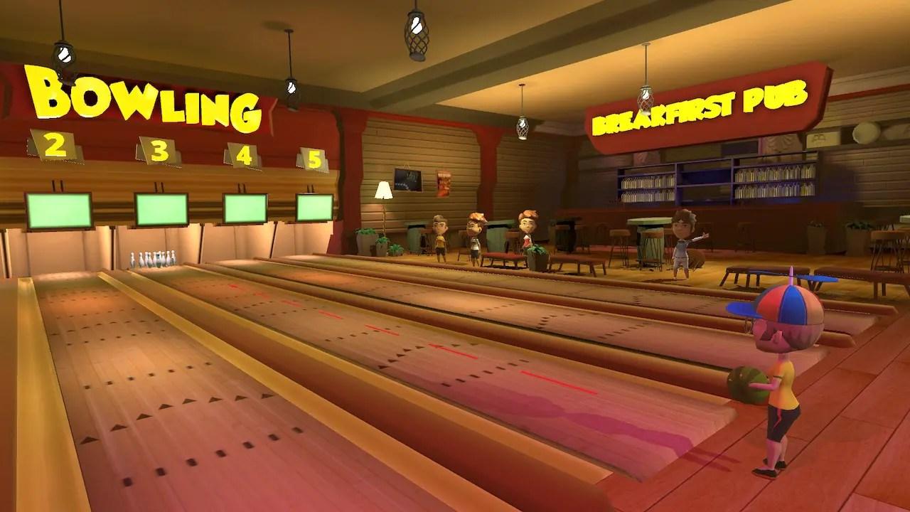 INSTANT Sports Summer Games Screenshot