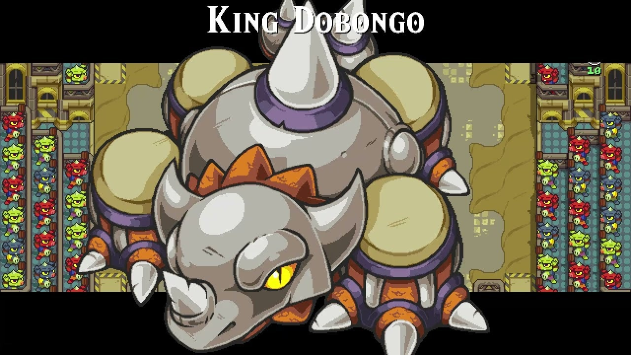 King Dobongo Screenshot