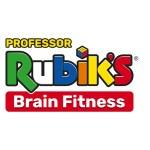 Professor Rubik's Brain Fitness Logo