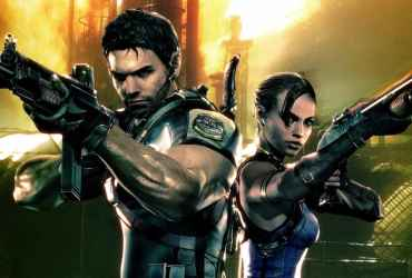 Resident Evil 5 Review Banner