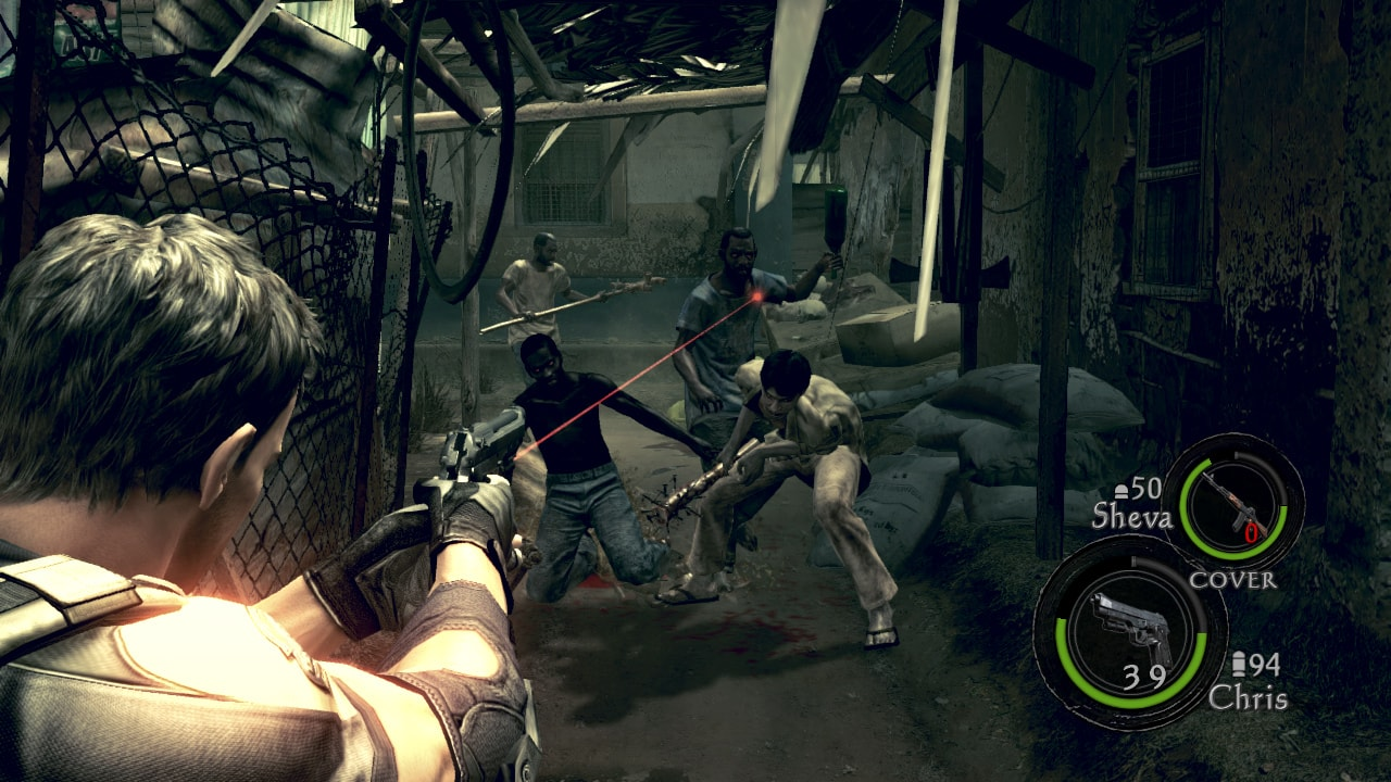 Resident Evil 5 Review Screenshot 2