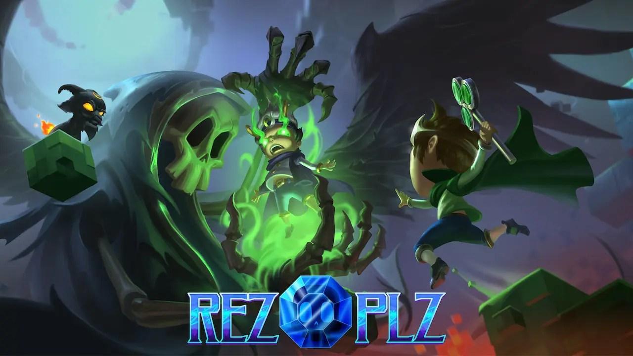 REZ PLZ Logo