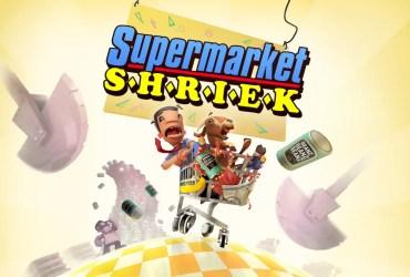 Supermarket Shriek Logo