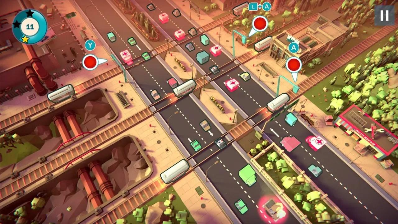 Urban Flow Review Screenshot 1