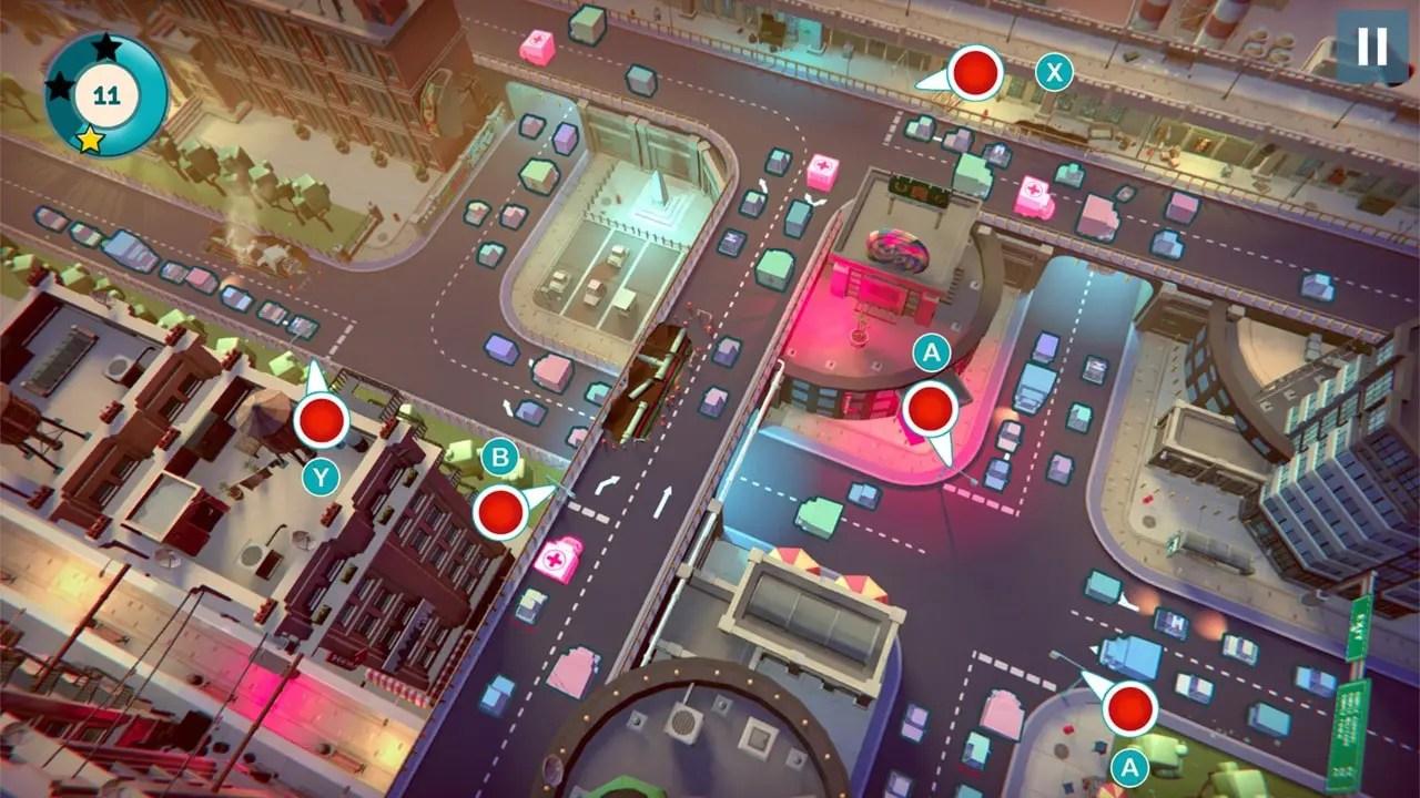 Urban Flow Review Screenshot 2