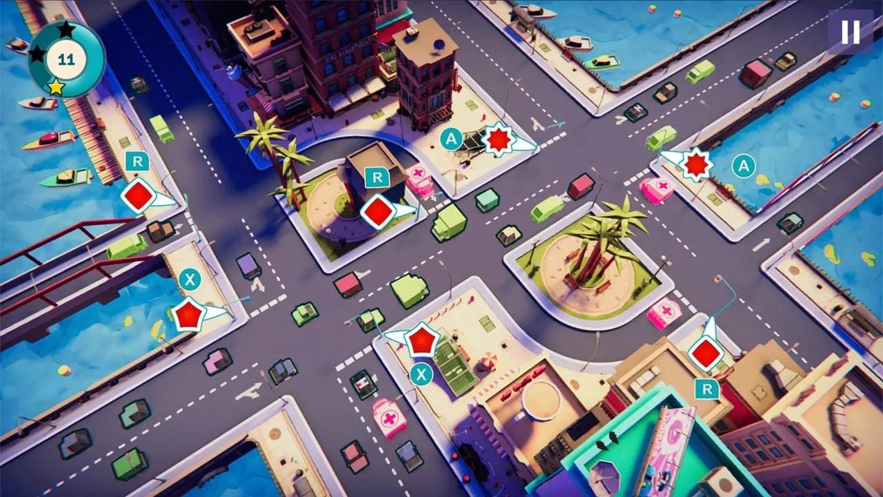 Urban Flow Review Screenshot 3