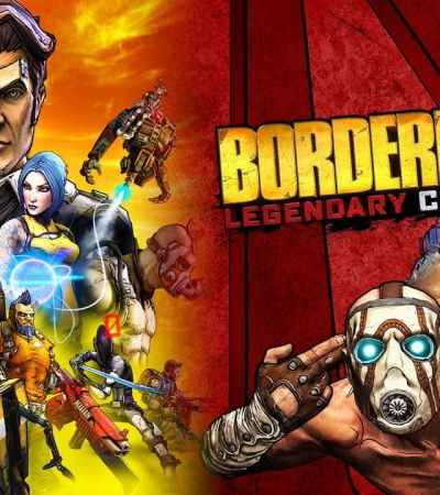 Borderlands Legendary Collection Review Banner