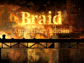 Braid Anniversary Edition Logo