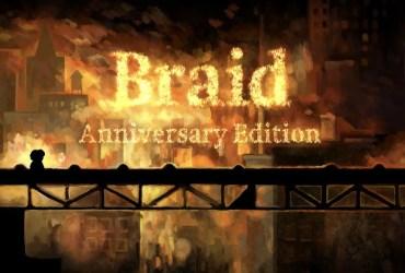 Braid Anniversary Edition Logo