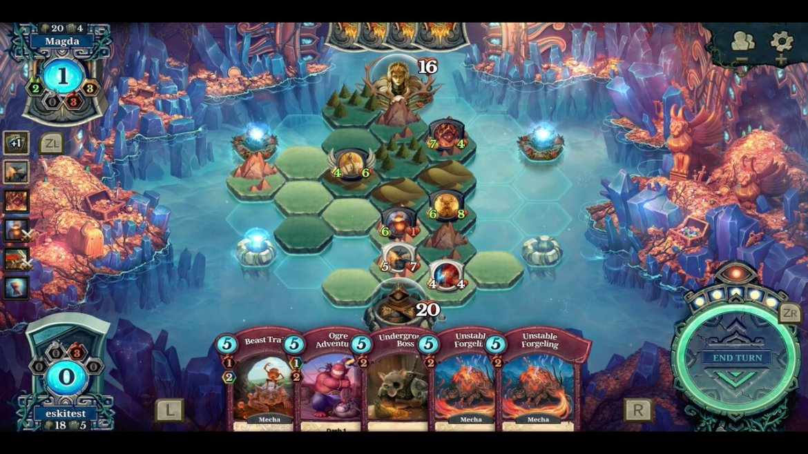 Faeria Review Screenshot 1