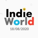 Indie World Showcase August 2020 Image