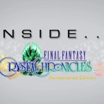 Inside Final Fantasy Crystal Chronicles Remastered Edition Logo