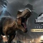 Jurassic World Evolution: Complete Edition Logo