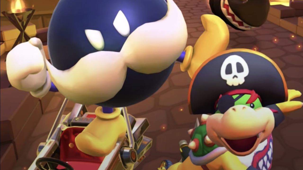 Mario Kart Tour Welcomes King Bob Omb And Bowser Jr Pirate Nintendo Insider